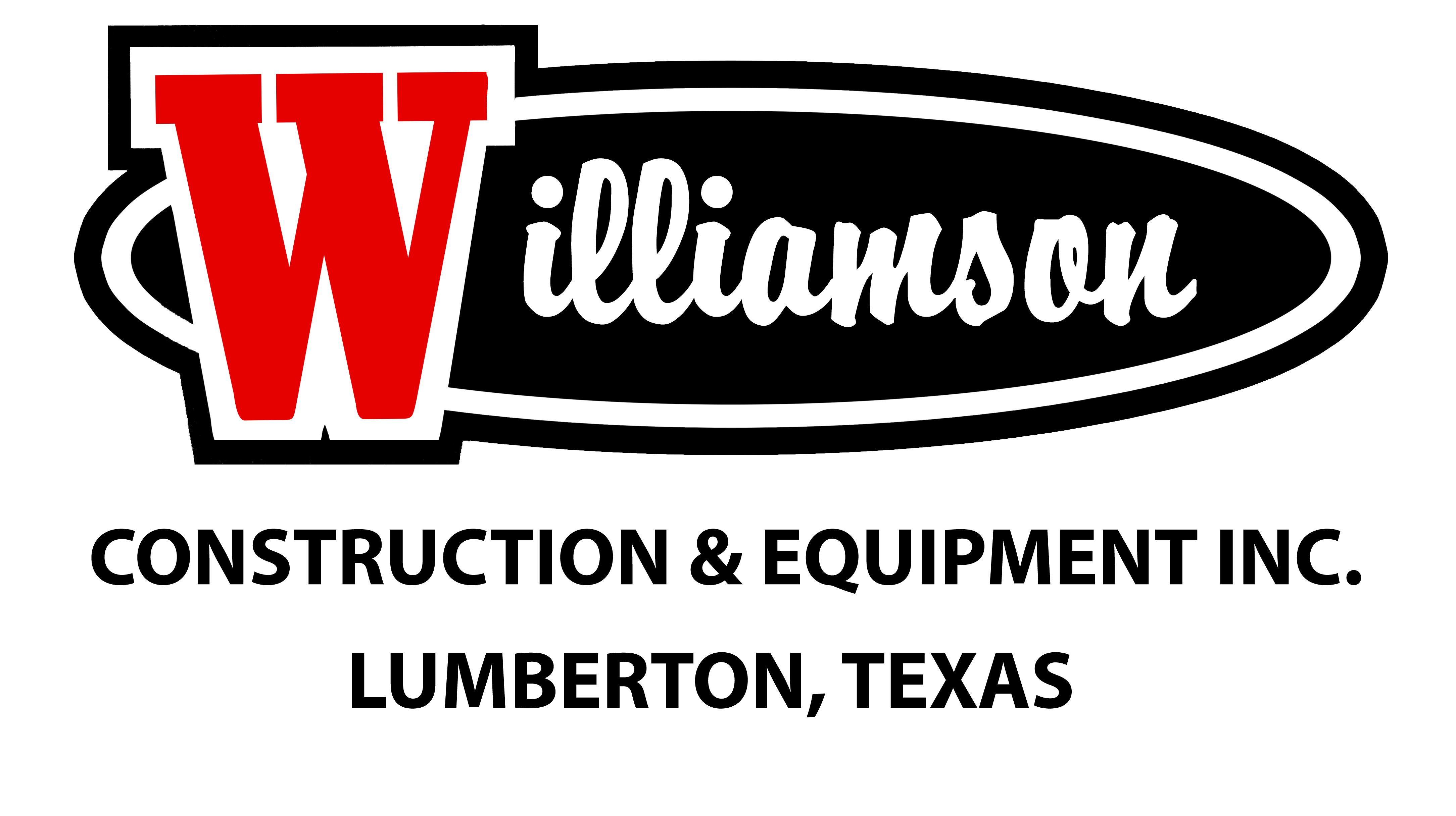 Williamson Construction & Equipment, Inc. Retina Logo